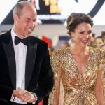 William and Kate: Attend James Bond premiere