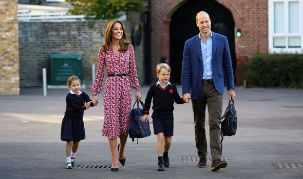 William and Kate: Used Queen's name for Charlotte