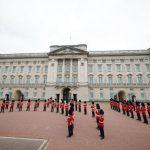 Buckingham Palace is undergoing a renovation