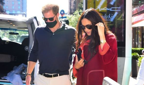 Meghan and Harry could 'fade into obscurity'