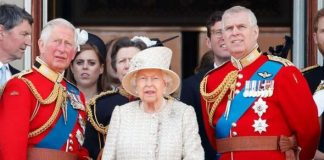 Prince Andrew's involvement in the Jubilee