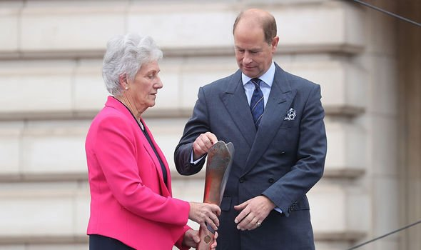 prince edward news queen prince philip