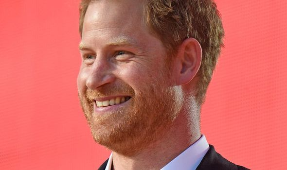Prince Harry and Meghan are 'in awe'