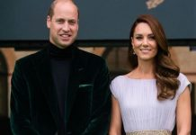 Prince William and Kate at The Earthshot Prize