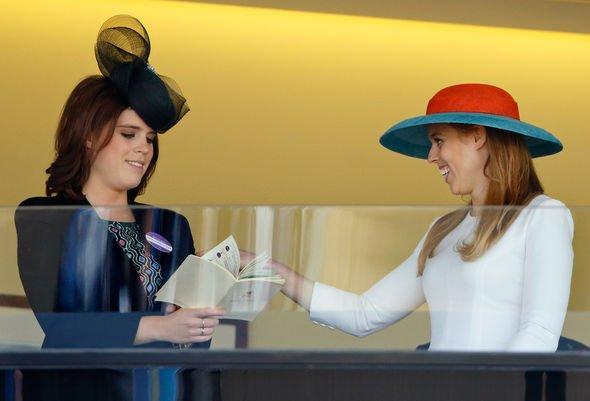 princess beatrice baby sienna elizabeth princess eugenie baby august relationship